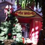 A Santa's Village with No Christmas